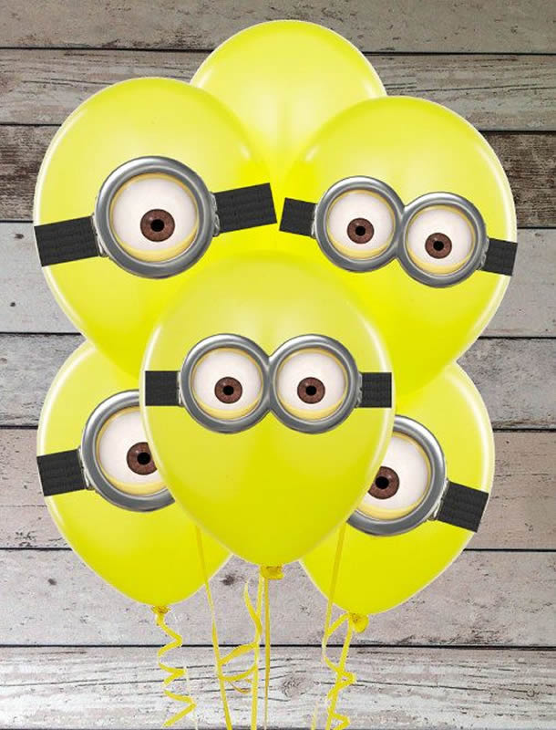 We Share Ideas 10 Ideias Criativas Para Festa Dos Minions